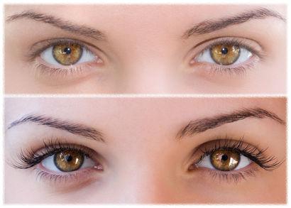 zdjęcie kobiecych oczu