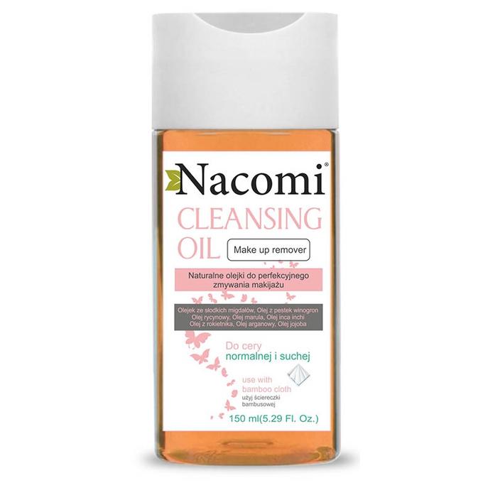 olejek do mycia twarzy Nacomi