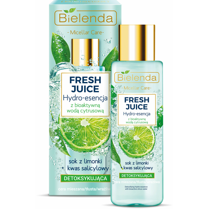 Bielenda Fresh Juice do twarzy